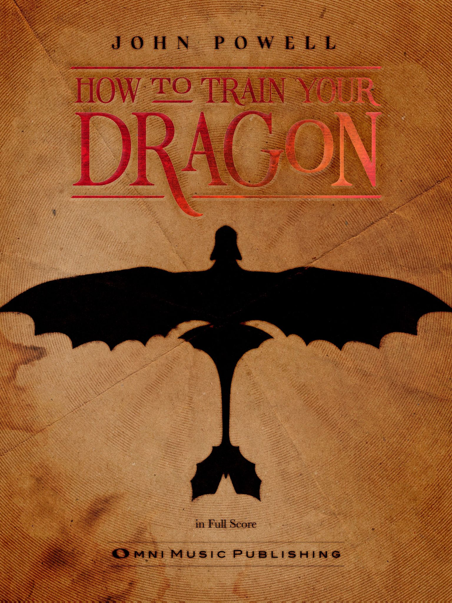"""John Powell's """"How To Train Your Dragon"""" Full Orchestral Score"""